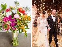 Trang trí đám cưới vui nhộn như lễ hội