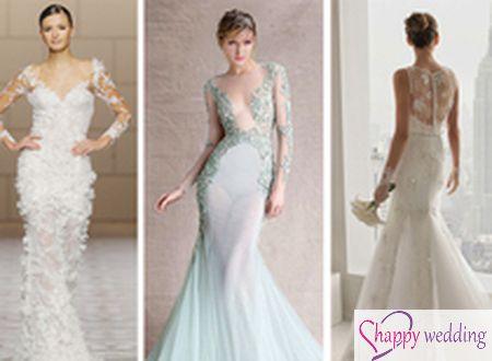 6 bộ sưu tập váy cưới trong mơ năm 2015