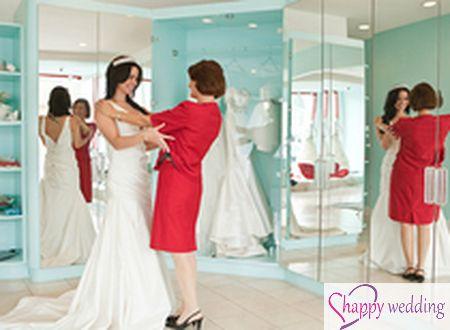 6 điều không nên khi chọn váy cưới