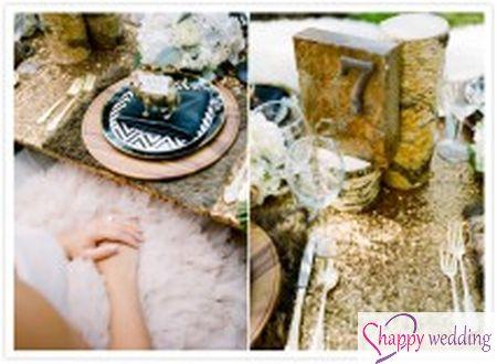 6 xu hướng tiệc cưới mới nhất mùa đông 2014
