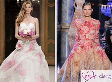 Bí quyết mặc váy cưới hoa đẹp sang trọng