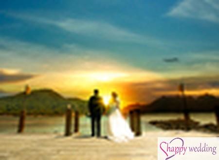 Chụp ảnh cưới lãng mạn trong nắng Nha Trang