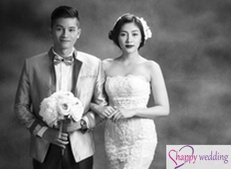 Đặng Thu Thảo đẹp kiêu sa diện váy cưới