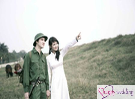 Hãy cho em cơ hội được làm vợ người lính
