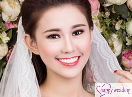 Ngọc Thảo tư vấn 4 kiểu trang điểm cưới