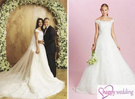 Oscar de la Renta ra mắt váy cưới ren cho 2015