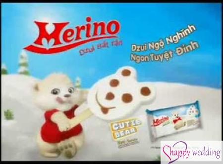 Quảng cáo Merino Cute – Quảng cáo cho bé
