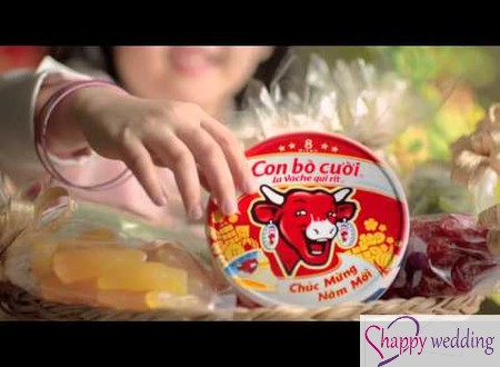 Quảng cáo phô mai Con Bò Cười Tết 2014