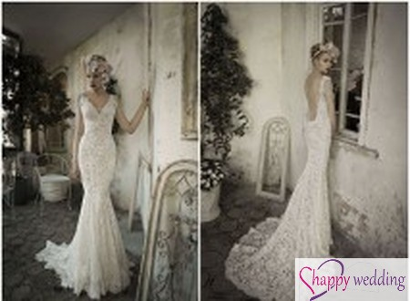 Váy cưới Lihi Hod biến giấc mơ trở thành hiện thực