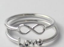 20 mẫu nhẫn cưới biểu trưng tình yêu (phần 2)