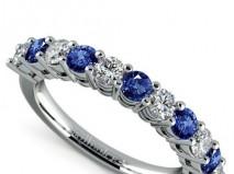 Nhẫn cưới mặt đá dành cho 12 cung hoàng đạo