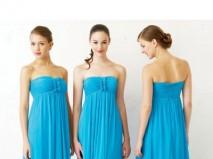 Váy phụ dâu cho đám cưới tổ chức ở biển - Marry