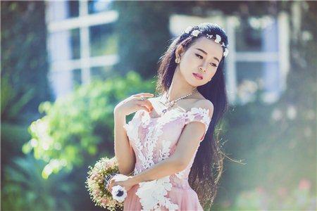 Cô dâu đẹp dịu dàng trong ảnh cưới ở Đà Lạt