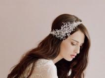 Tóc cô dâu xõa dài lãng mạn - Marry