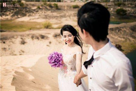 Chụp ảnh cưới giá rẻ nhưng tuyệt đẹp tại Huỳnh Lee Studio