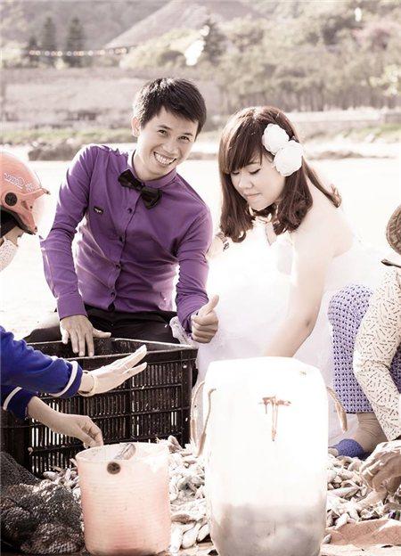 Chụp hình cưới đẹp