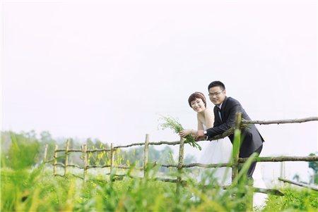 Chụp ảnh cưới ở quê , tại sao không ?