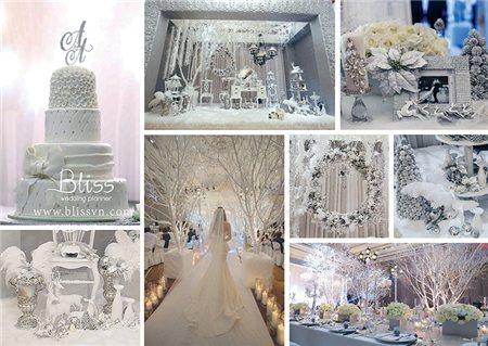 Tiệc cưới theo chủ đề (Wedding Concept) - Xu hướng cưới 2015