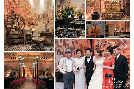 Nét đặc biệt của đám cưới Ngân Khánh