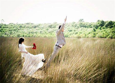Gợi ý chụp hình cưới siêu dễ thương