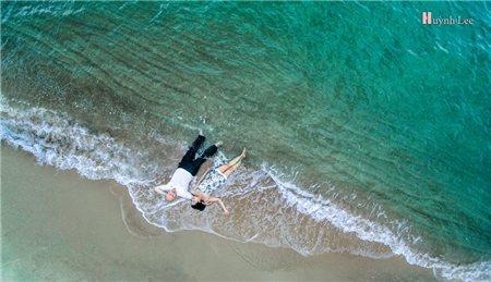 CHỤP HÌNH CƯỚI BẰNG FLY CAM ( Thiết bị chụp hình cưới trên không)