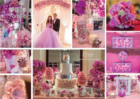 Wedding Concept – Tiệc cưới là câu chuyện tình yêu