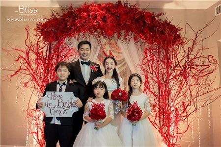 Tổ chức tiệc cưới: Kế hoạch cho tiệc cưới hoàn hảo