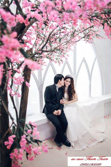 Chụp ảnh cưới ở phim trường chỉ 3.900k
