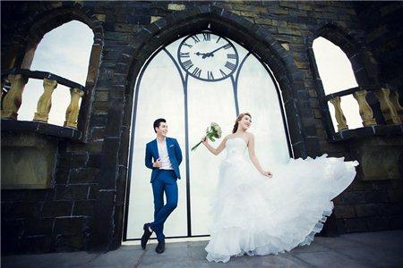 chụp ảnh cưới ở phim trường chỉ 3tr9