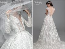 White Palace dành tặng những mẫu váy cưới ren tuyệt đẹp mới nhất 2017
