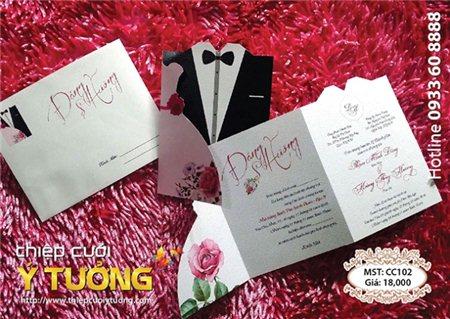 Những lưu ý khi mời đám cưới