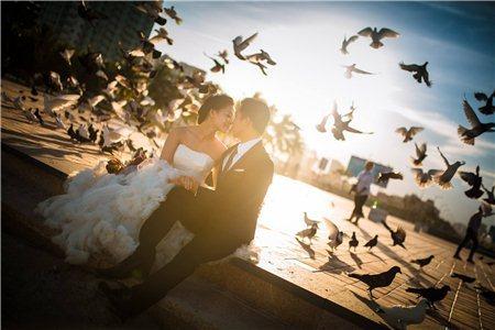 Chụp ảnh cưới tuyệt đẹp tại Đà nẵng - Hội An