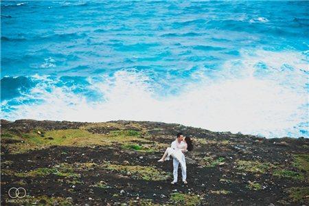 Chụp hình cưới ở Lý Sơn – Thiên đường giữa biển !
