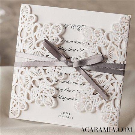 Hướng dẫn chọn mẫu thiệp cưới đẹp cho tiệc cưới sang trọng