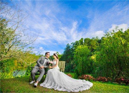 Chụp ảnh cưới giá rẻ trọn gói chỉ 4.800.000 VNĐ