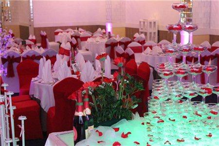 Nhà hàng tiệc cưới sang trọng uy tín ở TP HCM