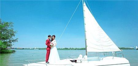 Những phim trường chụp ảnh cưới tại Thành Phố Hồ Chí Minh – P1