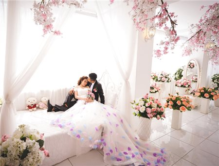 Những phim trường chụp ảnh cưới tại quận Gò Vấp Thành Phố Hồ Chí Minh