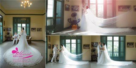 Những studio chụp ảnh cưới đẹp tại Sài Gòn