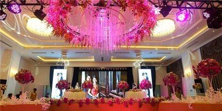 Những nhà hàng tiệc cưới ở quận 7 Thành phố Hồ Chí Minh