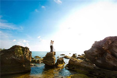 Những địa điểm chụp hình cưới đẹp tại Phú Quốc – P3