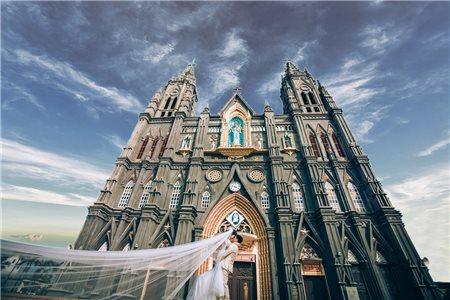 Những địa điểm chụp hình cưới đẹp tại Thái Bình – P1