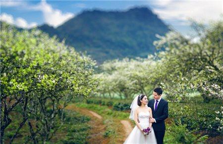 Những địa điểm chụp hình cưới đẹp lý tưởng tại Miền Bắc – P1