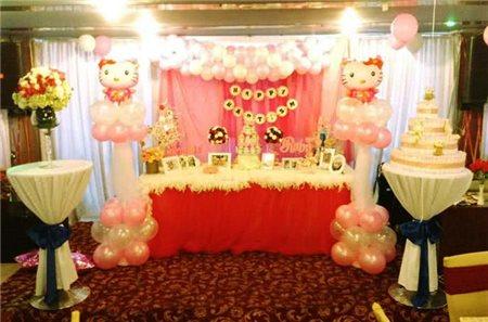 Nên đặt tiệc sinh nhật ở đâu trong TP HCM ?