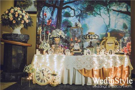 Kinh nghiệm trang trí tiệc cưới cho cô dâu chú rể