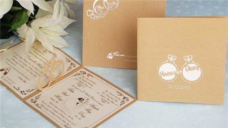 Những địa chỉ in thiệp cưới đẹp tại Tp Cần Thơ