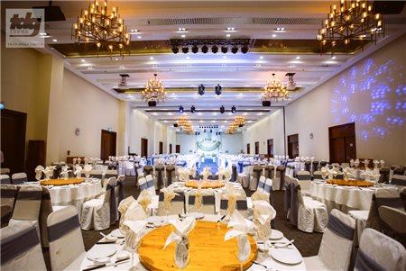 Review nhà hàng tiệc cưới TDG Center Tân Phú