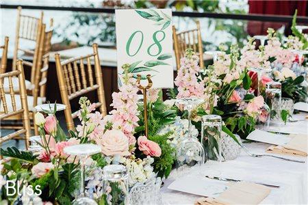 Những ý tưởng tổ chức tiệc cưới độc đáo dành cho các cặp đôi