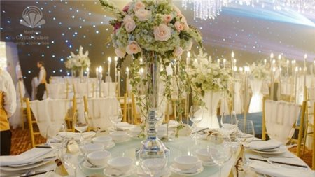 Top 10 những nhà hàng tổ chức tiệc cưới chất lượng nhất Tphcm