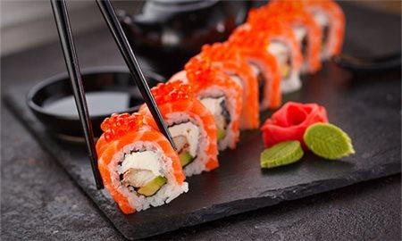 Thưởng Thức Sushi Không Giới Hạn Tại Nhà Hàng Hải Sản Orientica